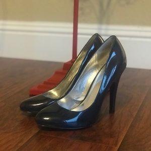 High Heels - Navy Blue, Size 8 NWOT